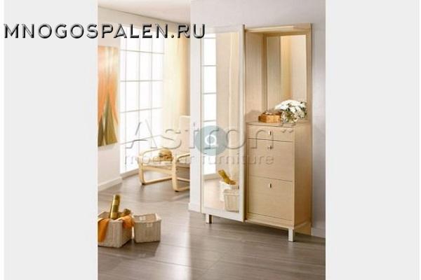 Прихожая Ka010 Астрон купить в салоне-студии мебели Барселона mnogospalen.ru много спален мебель Италии классические современные