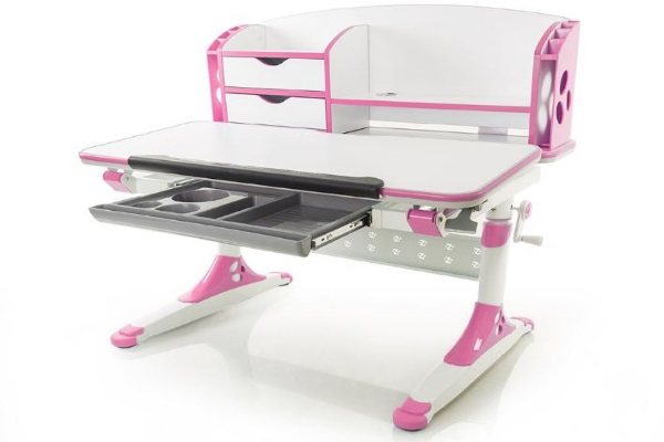 Детский стол Mealux Aivengo - M купить в салоне-студии мебели Барселона mnogospalen.ru много спален мебель Италии классические современные