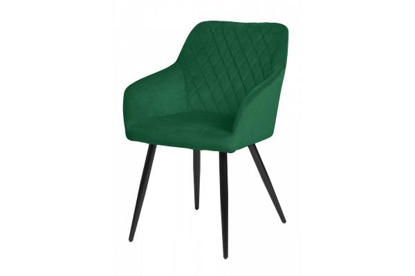 Стул BRANDY зеленый, велюр G062-18 купить в салоне-студии мебели Барселона mnogospalen.ru много спален мебель Италии классические современные