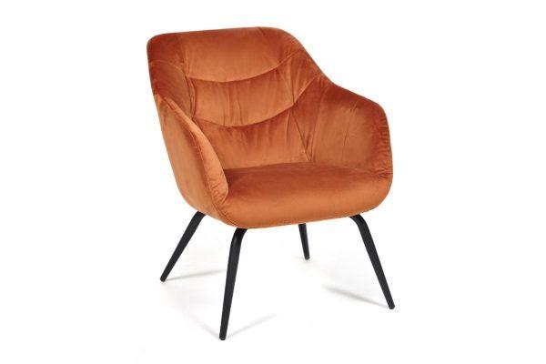 Кресло «Dreifus» (mod. DM4284) (оранжевый) купить в салоне-студии мебели Барселона mnogospalen.ru много спален мебель Италии классические современные